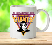 Huddersfield Giants Rugby Mugs