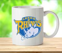 Leeds Rhinos Rugby Mugs