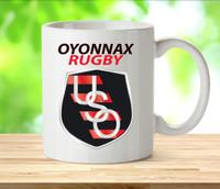 Oyonnax Rugby Mugs