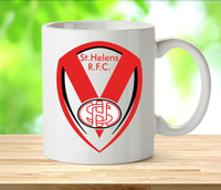 St Helens Rugby Rugby Mugs