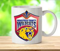 Wakefield Trinity Wildcatds Rugby Mugs