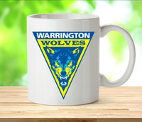 Warrington Wolves Rugby Mugs