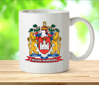 Wigan Warriors Rugby Mugs