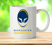 Worcester Warriors Rugby Mugs