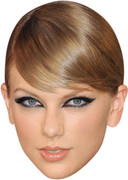 Taylor Swift 2016 NEW Celebrity Facemask