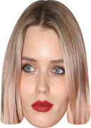 Abbey Lee Kershaw - TV Stars Face Mask