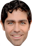 Adrian Grenier - TV Stars Face Mask