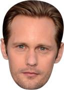 Alexander Skarsgård - TV Stars Face Mask