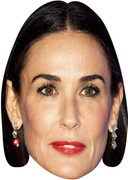 Demi Moore - TV Stars Face Mask