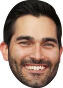 Tyler Hoechilin  Tv Stars Face Mask