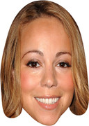 Mariah Carey Young  Tv Stars Face Mask