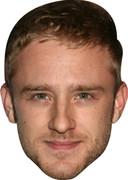 Ben Foster  Tv Stars Face Mask