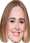 Adele - Music Stars Face Mask