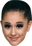Ariana Grande - Music Stars Face Mask