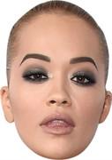 Rita Ora Music Stars Face Mask