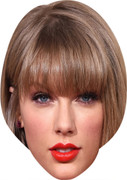 Taylor Swift - Music Stars Face Mask