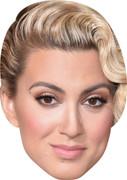 Tori Kelly  Music Stars Face Mask