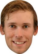 Bryden Macpherson  Golf Stars Face Mask