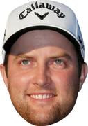 Chris Kirk - Golf Stars Face Mask