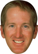 David Duval - Golf Stars Face Mask