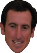 Gonzalo Fernandez Castano - Golf Stars Face Mask