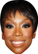 brandy-Norwood Celebrity Face Mask - Party Mask