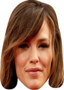 Jennifer Garner 2016 Cpdvd  Celebrity Face Mask  Party Mask