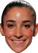RAISMAN Alexandra - Celebrity Face Mask - Party Mask