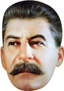 Stalin - Celebrity Face Mask - Party Mask
