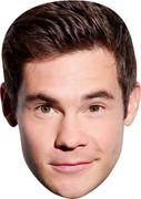 Adam Devine Comedian Face Mask