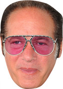 Andrew Dice Clay Comedian Face Mask