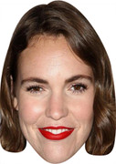 Beth Stelling Comedian Face Mask