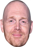 Bill Burr Comedian Face Mask