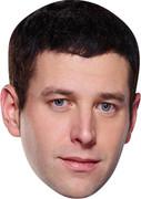 Brent Morin Comedian Face Mask
