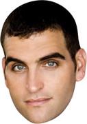 Brent Ernst Comedian Face Mask