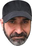 Dave Attel Comedian Face Mask