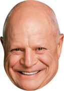 Don Rickles Comedian Face Mask