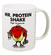 Mr Protein Shake Man Personalised Mug Cup