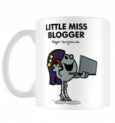 Little Miss Blogger Personalised Mug Cup