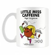 Little Miss Caffeine Personalised Mug Cup