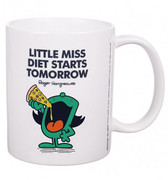 Little Miss Diet Starts Tomorrow Personalised Mug Cup