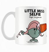 Little Miss Selfie Personalised Mug Cup