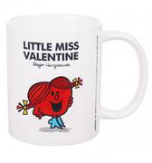Little Miss Valentine Personalised Mug Cup