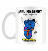 Mr. Regret Personalised Mug Cup