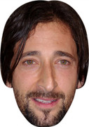 Adrien Brody MH 2017 Celebrity Face Mask