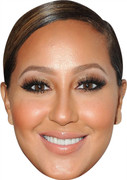 Adrienne Bailon MH 2017 Celebrity Face Mask