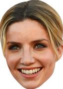 Annabelle Wallis MH 2017 Celebrity Face Mask