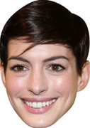 Anne Hathaway MH 2017 Celebrity Face Mask