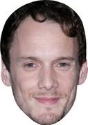 Anton Yelchin MH 2017 Celebrity Face Mask