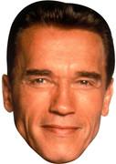Arnold Schwartzenegger Celebrity Face Mask